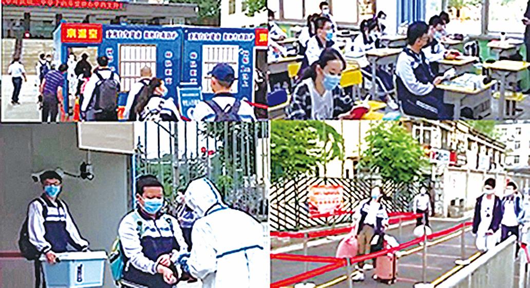 武漢5.78萬學生復課 民憂染疫風險