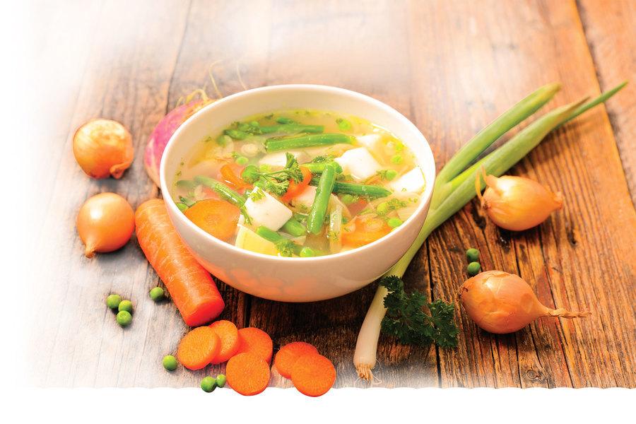 蔬菜營養價值高 有如防癌寶庫 醫生:煮成蔬菜湯優點多更多