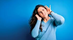 耳朵突然聽不到?初步判斷耳中風  採用333定律
