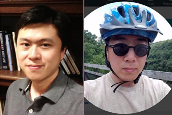 近日,美國賓州一名華裔醫學研究人員劉兵(Bing Liu,音譯)被槍殺,槍殺前其關於中共病毒的研究接近取得「非常重大的發現」。圖為:劉兵網絡資料照。(大紀元合成)