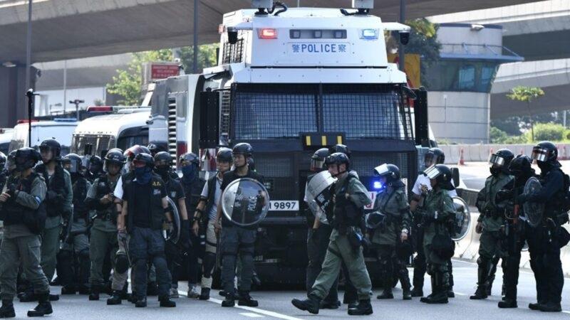 法媒:北京強行闖關香港 中港關係已難回頭