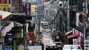 光顧梨泰院夜店 中共肺炎案例 從首爾蔓延到濟州島