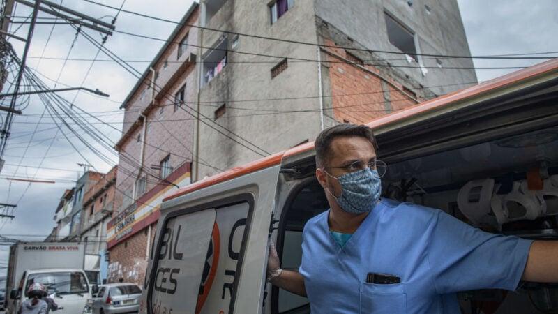 巴西中共肺炎逾15萬宗 科學家:實際染疫數恐高出15倍