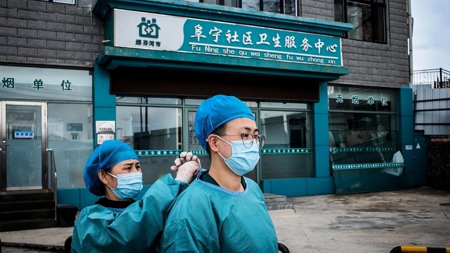 吉林爆特殊病例 醫院關閉 逾百人恐遭隔離