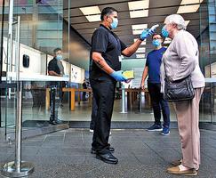 蘋果公司下周重開美部份門店