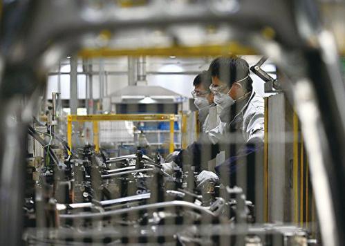 百家汽車零件企業 首季虧七十億