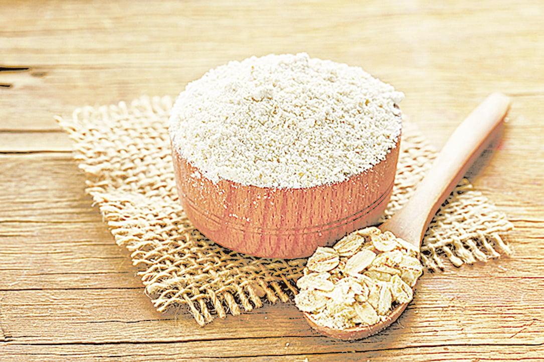 燕麥奶保留了燕麥中的膳食纖維,飲用時還可以聞到燕麥的清香。
