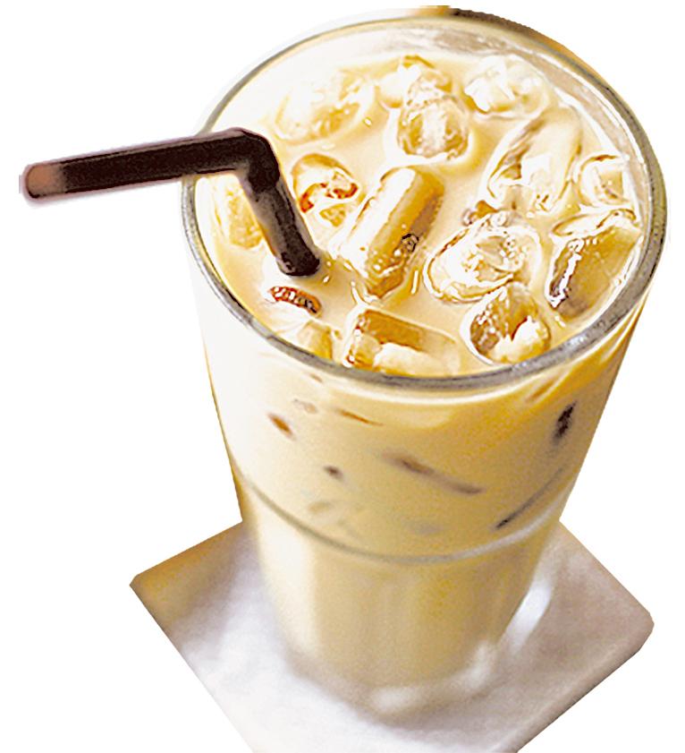 咖啡連鎖店也紛紛使用牛奶替代品。