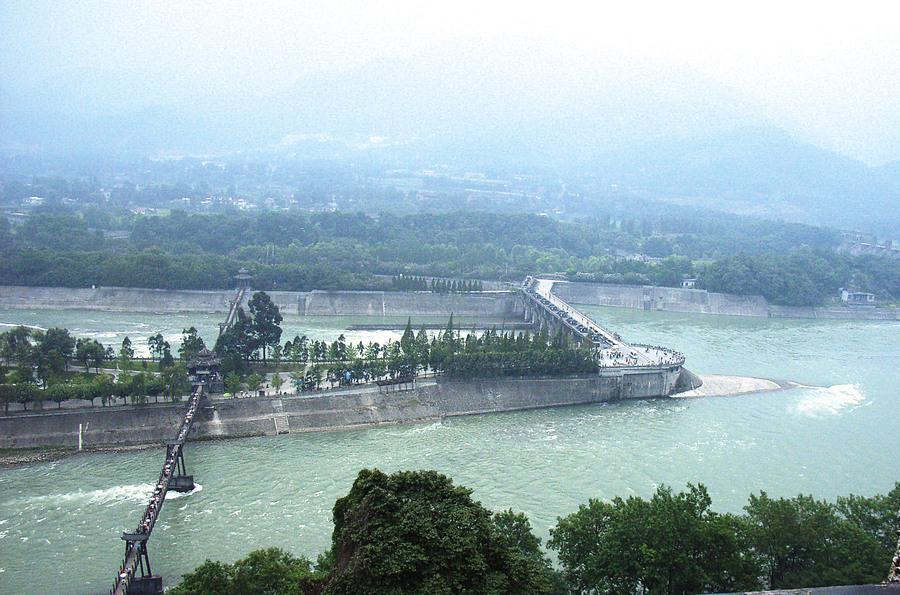 水壩、都江堰與生態(上)