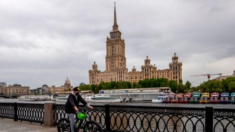 俄國連8日確診破萬 總數逾20萬一半在莫斯科