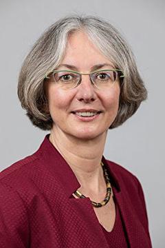 德國黑森州州議會副議長穆勒 (Karin Muller)