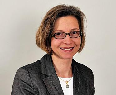 德國國會議員魏斯曼(Bettina M.Wiesmann)
