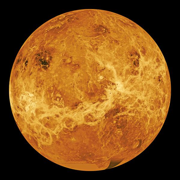 金星大氣轉速是自轉的60倍 研究找到原因