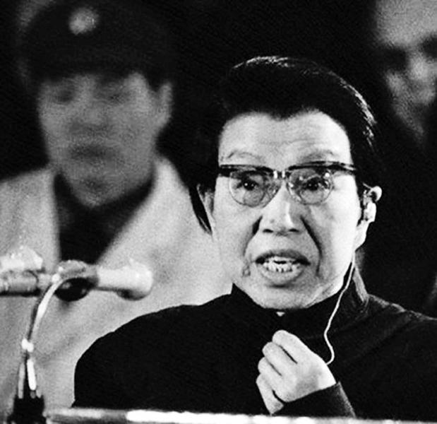 1959年涉江青的特大政治案
