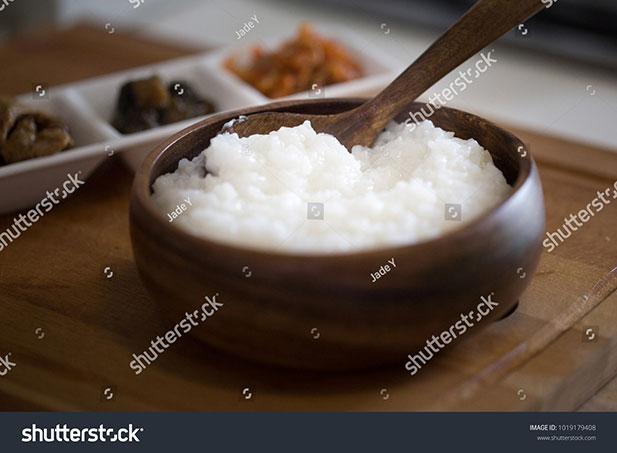白米粥(Shutterstock)