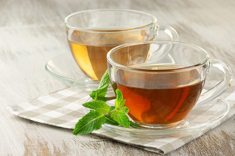 薄荷茶(Shutterstock)