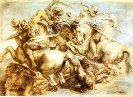 文藝復興巨匠 米開朗基羅——與達文西交鋒(四)