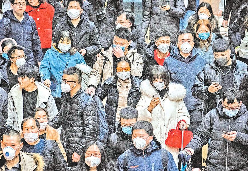 中國「無症狀感染者」的秘密