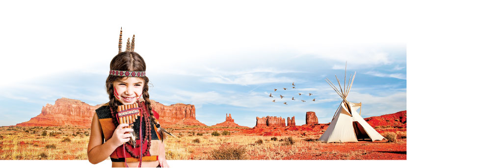 【老僑達城講古】美洲原住民的幾個故事(一)