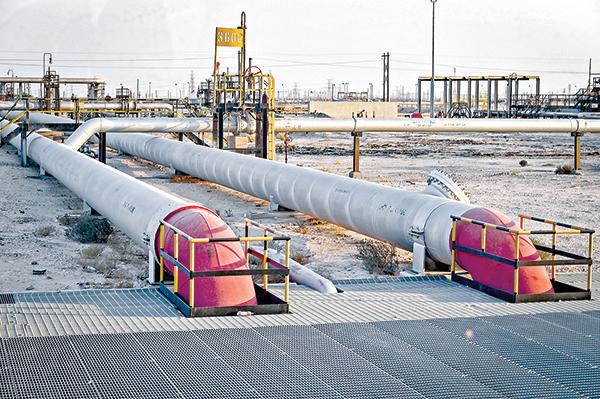 沙特阿拉伯的一處石油生產設施。(Getty Images)