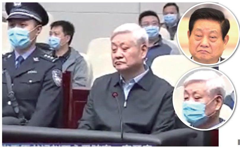 陝西前書記 趙正永貪七億 網民:該槍斃