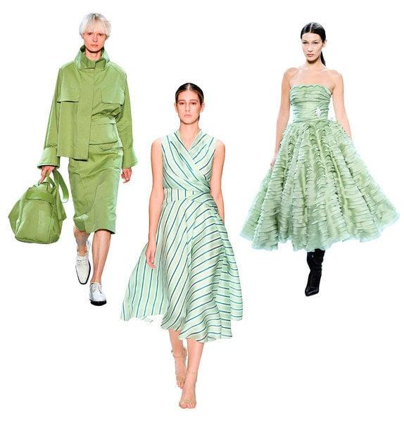 穿上綠色 註定是不平凡的一天