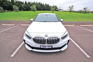2020款BMW 118i