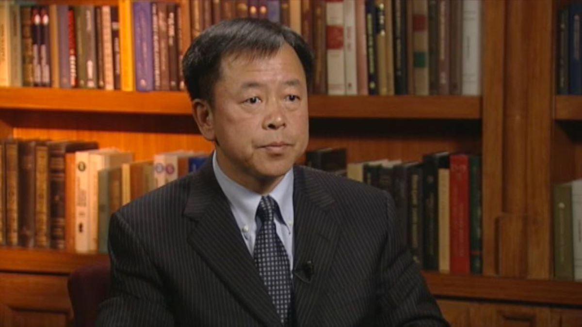 美國華盛頓信息與戰略研究所學者李恆青。(網路圖片)
