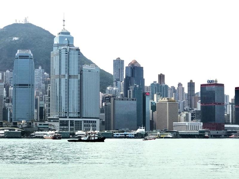 標普:香港評級被下調風險急劇上升