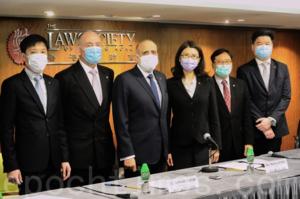 香港律師會:不允許資源用在支持任何候選人