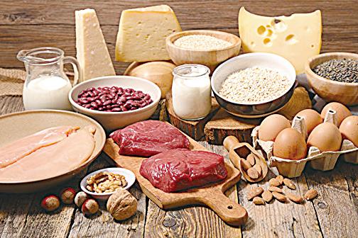 增肌要吃蛋白質 植物性蛋白更能燃脂