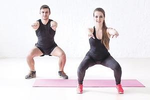 增肌就增免疫力 做三動作強化 下半身肌肉
