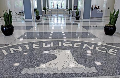 美國中央情報局(CIA)的最新報告說,中共阻止WHO發出警報的同時,也從世界囤積醫療用品。(AFP)