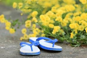 穿夾腳拖鞋、Y拖 會造成足部的傷害嗎?