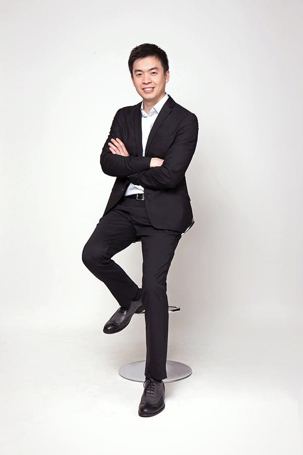 馮卓仁期望幫助更多香港本地品牌衝出香港,帶去東南亞。