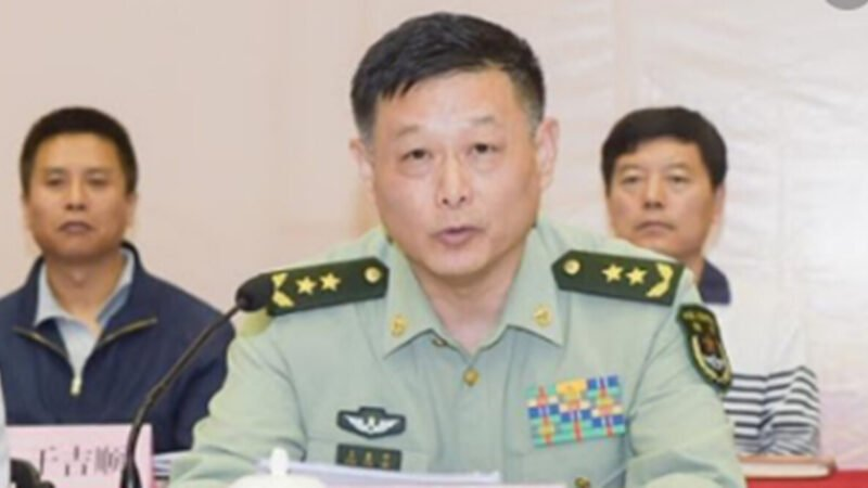 北京衛戍區司令出狀況 掌中南海防空軍官神秘死亡