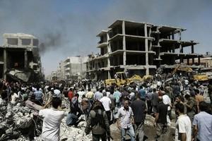 IS在敘利亞製造「雙爆炸」 死傷180多人