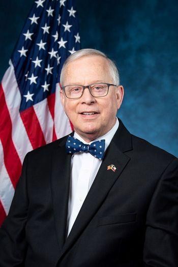 國會議員羅恩・懷特(Ron Wright)(國會議員官方圖片)