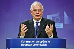 歐盟外交政策高級代表:中共企圖分裂歐洲