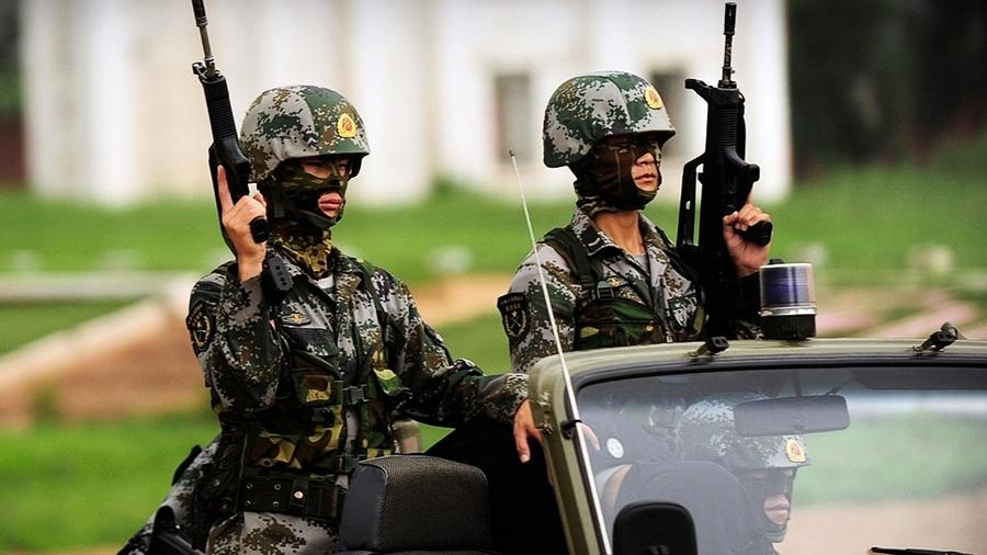 防兩會變「反習大會」專家揭習近平軍演真實用意