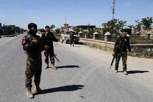 阿富汗情治機關遭炸彈攻擊 釀至少五死三十二傷