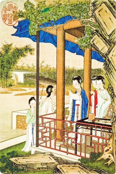 唐代一門五才女皆被皇帝尊稱「學士先生」