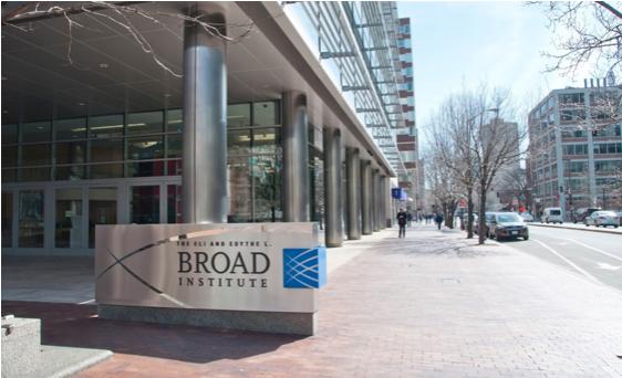 美國麻省理工學院和哈佛大學共創的生物醫學和基因組研究中心,博勞德研究所(Broad Institute of MIT and Harvard)(網絡資料)