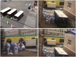 【一線採訪】舒蘭進戰時狀態 傳公安局長被感染