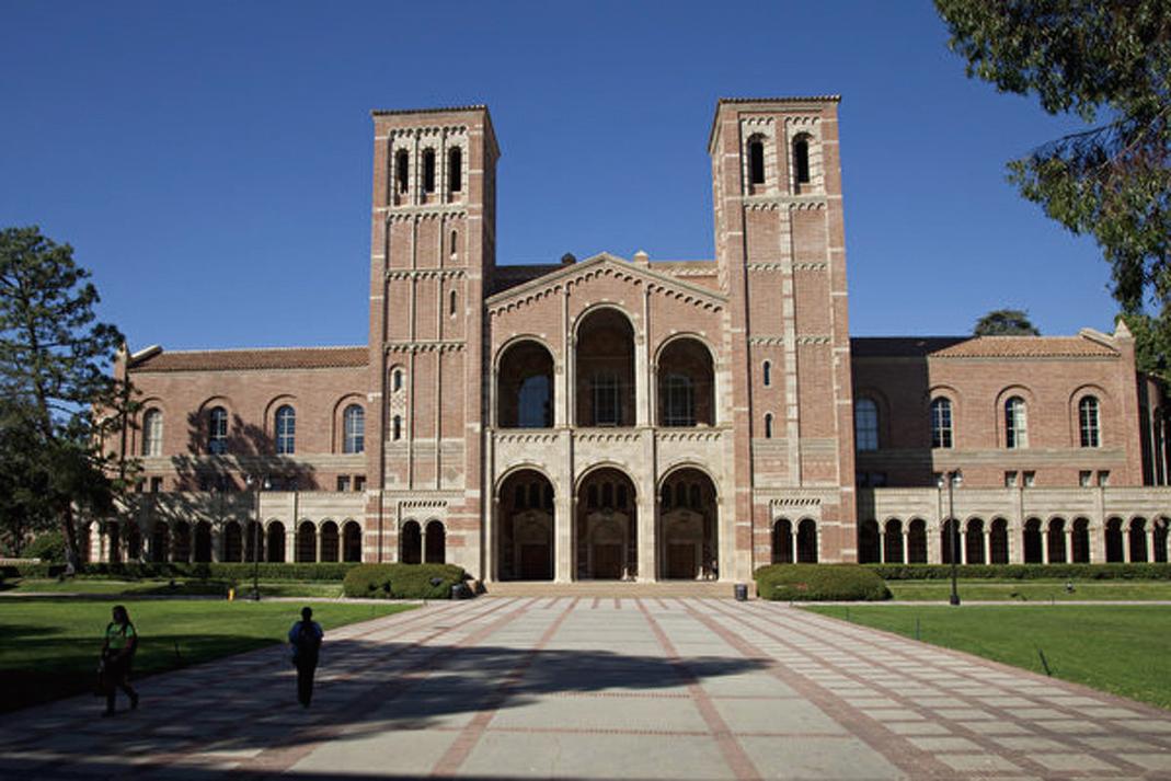 加州大學洛杉磯分校 (Scott Eisen/Getty Images)