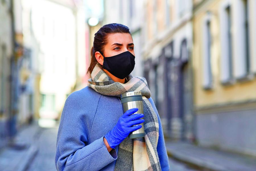疫情流行期間 外出必須戴布口罩嗎?