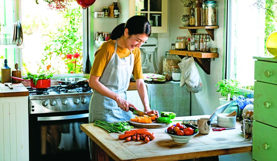 記憶中的美食拼圖從煎魚開始走上廚藝人生