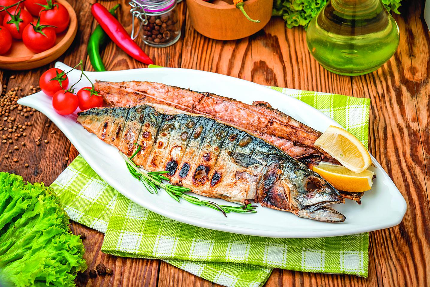 了解自己鍋子的狀態,才能煎出完美的魚。