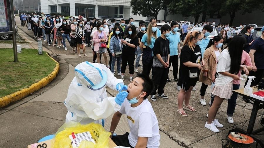 武漢全民檢測緊急叫停 傳陽性率高達10%
