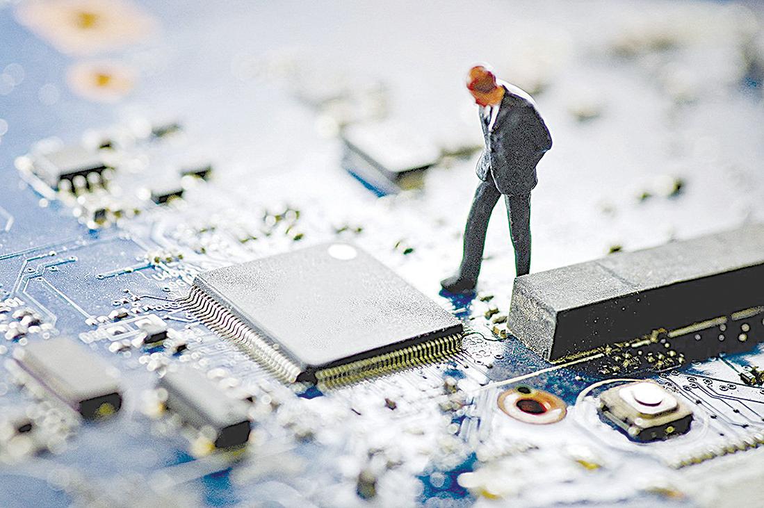 晶片是一個國家創新和技術能力的集中體現。美國政府採取一系列措施切斷華為晶片供貨渠道。(大紀元資料室)